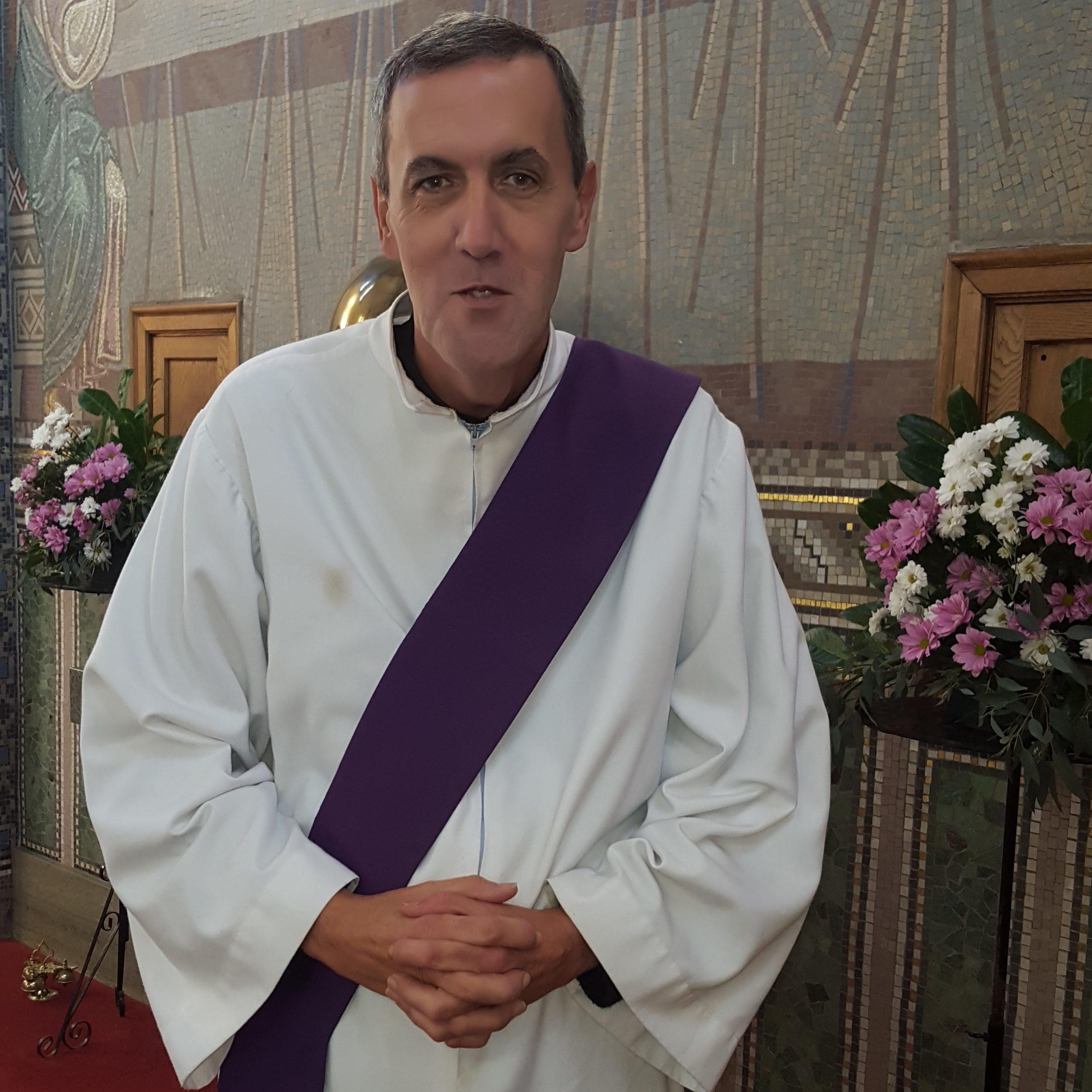 Rev. Martyn Swaby